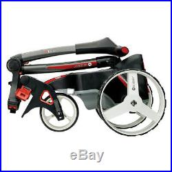 Motocaddy 2019 M1 DHC With 18 Hole Lithium Battery Golf Trolley