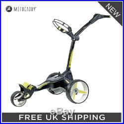 Motocaddy'2019' M3 Pro Electric Golf Trolley 8% Off Rrp Only £549.00