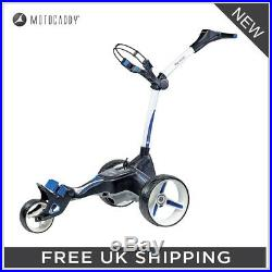 Motocaddy'2019' M5 Connect Electric Golf Trolley 8% Off Rrp £599.00