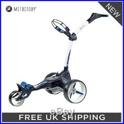 Motocaddy'2019' M5 Connect Extended Lithium Electric Golf Trolley 7% Off