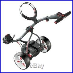 Motocaddy 2019 S1 18 Hole LITHIUM Electric Trolley FREE Accessory Station