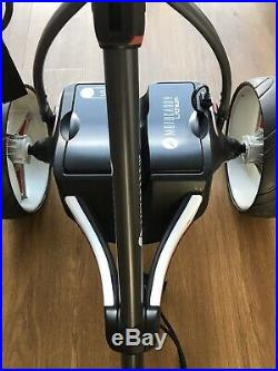 Motocaddy 2019 S1 Graphite 18 Hole Lithium Battery Golf Trolley
