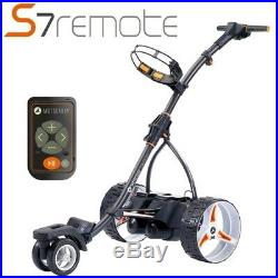 Motocaddy 2019 S7 Remote Control Electric Golf Trolley Lithium 24 Hour Delivery