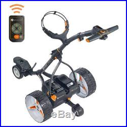 Motocaddy 2019 S7 Remote Graphite 20Ah Lithium Battery Golf Trolley