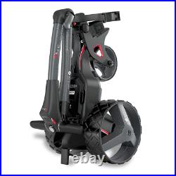 Motocaddy 2020 M1 Dhc Golf Trolley +18 Hole Lithium Battery +free Gift