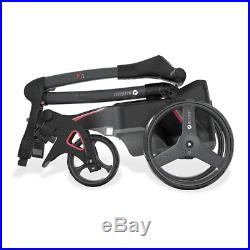 Motocaddy 2020 M1 Electric Golf Trolley +36 Hole Lithium Battery +free Gift