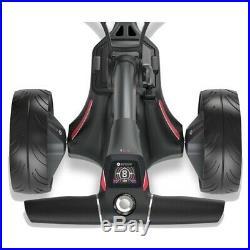 Motocaddy 2020 M1 Electric Golf Trolley Standard Lithium + FREE Gift