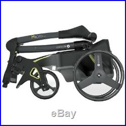 Motocaddy 2020 M3 Pro DHC Electric Golf Trolley Extended Lithium + FREE Gift
