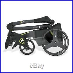 Motocaddy 2020 M3 Pro DHC With Standard Lithium Battery Golf Trolley Graphite