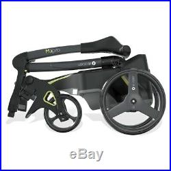 Motocaddy 2020 M3 Pro Electric Golf Trolley Extended Lithium + FREE Gift
