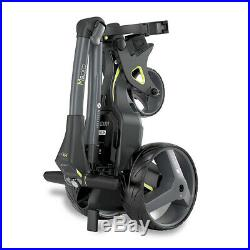 Motocaddy 2020 M3 Pro With Standard Lithium Battery Golf Trolley Graphite