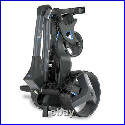 Motocaddy 2020 M5 GPS DHC With Standard Lithium Battery Golf Trolley Graphite