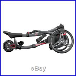 Motocaddy 2020 S1 Electric Golf Trolley +18 Hole Lithium Battery +free Accessory