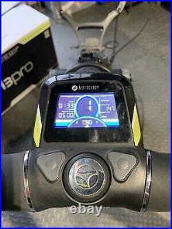 Motocaddy 2021 Electric Golf Trolley M3 Pro 36 Hole Lithium Warranty W Receipt
