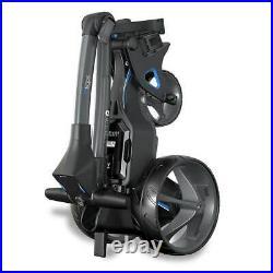 Motocaddy 2021 M5 GPS Ultra Lithium Battery Easilock Golf Trolley