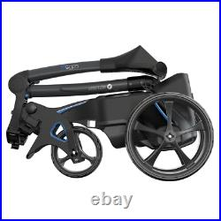 Motocaddy 2021 M5 Gps Electric Golf Trolley +18 Hole Lithium Battery +free Gifts
