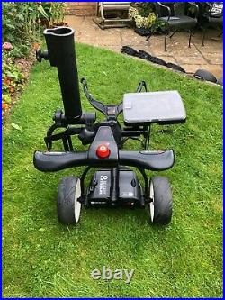 Motocaddy Electric Golf Trolley S1 With Lithium Battery & Charger