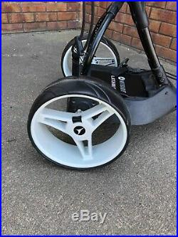 Motocaddy M18 Electric Trolley 18 Hole Lithium Battery And Charger