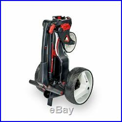 Motocaddy M1 18 Hole Lithium Battery Electric Trolley + FREE Accessory Station