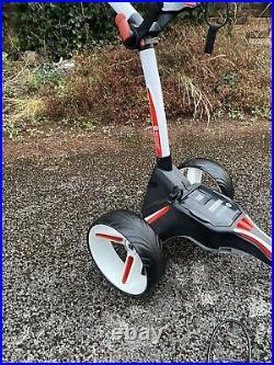 Motocaddy M1 28v Lithium Battery Electric Golf Trolley
