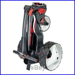 Motocaddy M1 36 Hole LITHIUM DHC Electric Golf Trolley + FREE Accessory Station