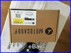 Motocaddy M1 DHC Golf Trolley with 36 Hole Ultra Lithium Battery PACKAGE
