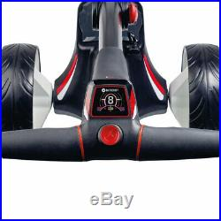 Motocaddy M1 DHC Graphite 36 Hole Lithium Electric Trolley NEW! 2019