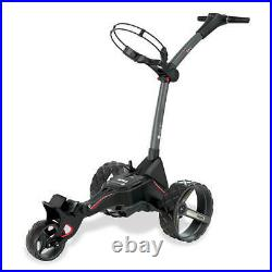 Motocaddy M1 DHC With Standard Lithium Battery Golf Trolley Graphite