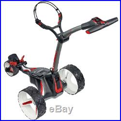Motocaddy M1 Dhc 18 Hole Lithium Golf Trolley +free £89.99 Accessory Pack