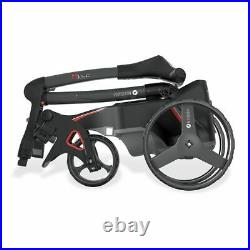 Motocaddy M1 Dhc 2020 New Electric Golf Trolley 18 Hole Lithium 24 Hour Delivery
