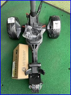 Motocaddy M1 Electric Trolley 2020 / Standard Lithium / Graphite Colour /