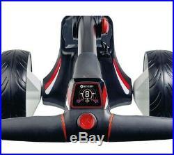 Motocaddy M1 Electric Trolley Black Standard Lithium Brand New RRP £549