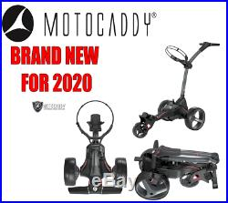Motocaddy M1 Electric Trolley with Lithium Battery END OF JULY DELIVERY