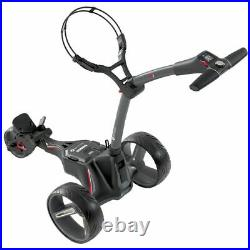 Motocaddy M1 Graphite Electric Golf Trolley Standard 18 Hole Lithium NEW! 2020