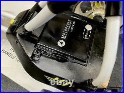 Motocaddy M1 Pro Electric Golf Trolley 36 Hole Lithium Drinks & Umbrella Holder