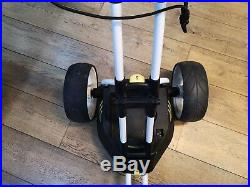Motocaddy M1 Pro Electric Golf Trolley, Brand new Lithium Battery Included