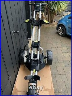 Motocaddy M1 Pro Electric Golf Trolley With Lithium Battery