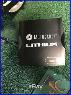 Motocaddy M1 Pro Golf Trolley 18 Hole Lithium Battery