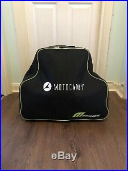 Motocaddy M1 Pro Lithium Battery Electric Golf Trolley Plus Accessories