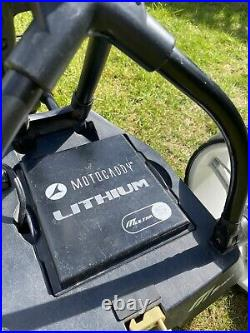 Motocaddy M1 Pro Lithium Battery Golf Trolley