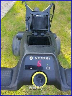 Motocaddy M1 Pro electric trolley, Lithium battery 2yrs warranty remaining 100%