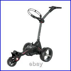 Motocaddy M1 Ultra 36 Hole Lithium Electric Golf Trolley + Umbrella Holder