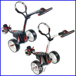 Motocaddy M1 With 36 Hole Ultra Lithium Battery Electric Golf Trolley