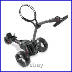 Motocaddy M1 With Standard Lithium Battery Golf Trolley Graphite