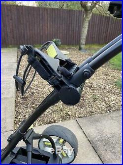 Motocaddy M1 pro lithium golf trolley