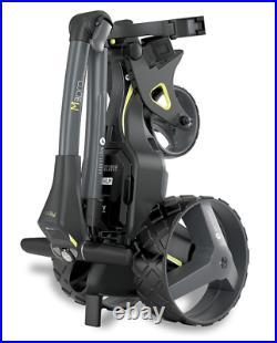 Motocaddy M3 PRO DHC Lithium Elektro Golftrolley NEU downhill control Parkbremse