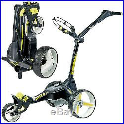 Motocaddy M3 PRO Electric Golf Trolley Cart Buggy New FREE GIFTS Foldable Quiet