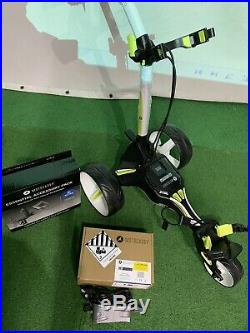 Motocaddy M3 PRO Electric Trolley(incl. Accessory pack)-Standard Lithium Battery