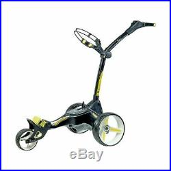 Motocaddy M3 PRO Lithium Elektro Golftrolley ideal für Golfer mit wenig Platz
