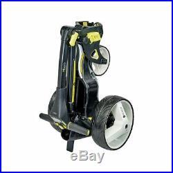 Motocaddy M3 Pro 18 Hole Lithium Golf Trolley -black +free £89.99 Accessory Pack